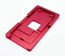 ✅UV REPARATUR MOULD METALL Apple iPhone 8 4.7 LOCA Glue LCD Display Glas Mold✅
