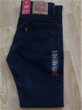 Levi's Men's New 511 30X30 Blue Jeans StretchSlim Fit/Slim Hip-Ankle LoRise 2088
