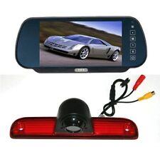 Fiat Ducato, citroen relay, Peugeot Boxer, frein arrière lumière caméra de vision arrière kit