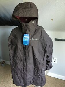 Columbia Womens Waterproof Jacket Size L RL3070