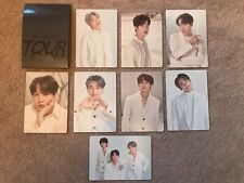 BTS - Official Map Of The Soul Tour Mini Photocard Set (8 cards)