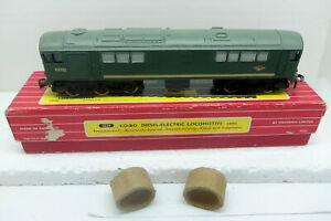 Hornby Dublo 2233 Co-Bo Diesel Locomotive 2-Rail Gauge 0-0 Boxed- Test Run Only