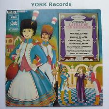 2 C 051-12192 - Offenbach-La fille du Drum Major Nuvolone-EX ARNAQUE LP record