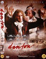 Danton (1983, Andrzej Wajda) DVD NEW