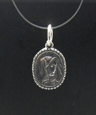 Of God Charm New Sterling Silver Pendant 925 Mother