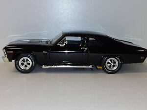 "1:18 ""Ertl"" 1969 Nova 'SS' 427 ""Modified"""