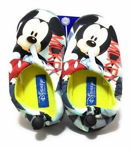 De Fonseca AOSTA K470 Grigio Scuro Disney Topolino Pantofole Bambino