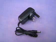 9V 1A AC/DC Adapter Charger Power Supply for CCTV DVR Camera/ LED light UK Plug