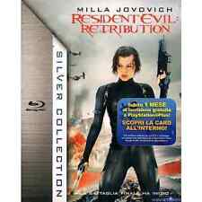 Blu Ray RESIDENT EVIL - Retribution - (2009) ***Silver Collection*** ......NUOVO
