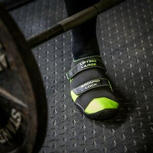 Ground Lock Deadlift Slippers, Conventional or Sumo - Competition Legal