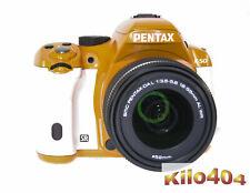Pentax k-50 + 18-55mm WR * mockup * Finta * MOCK-UP * senza funzione * COME NUOVO