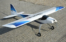 Ripmax Wot4-E Mk2 Almost Ready To Fly (3 Blue Scheme) WOOD RC AIRCRAFT CF003A