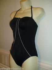 George Halterneck Swimwear Women's Swimming Costumes