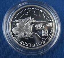 Portugal 200 Esc Australia 1995 Silber PP