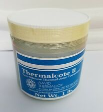 NEW 1LB TUB AAVID THERMALLOY THERMALCOTE II NON SILICONE JOINT COMPOUND pn# 351