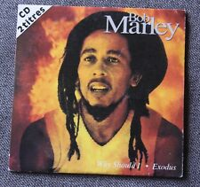 Bob Marley, why should i / exodus, CD single