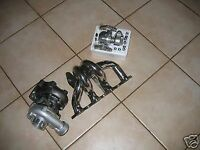 TURBO/MANIFOLD/WASTEGATE UPGRADE KIT for Honda B16 B18 INTEGRA CIVIC VTEC ENGINE
