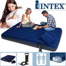 INTEX Luftbett Gästebett Luftmatratze Campingbett 64765 Feldbett
