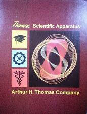 Thomas Scientific Catalog ASBESTOS in SCHOOLS & LABS!! Laboratory Supplies 1972