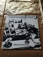 Vinyl LP ausSammlung TRAFFIC Welcome to the Canteen - Canada 1974
