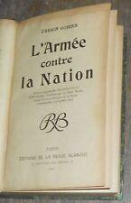 L'Armée contre la Nation