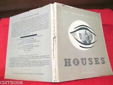 Lionel Brett THE THINGS WE SEE:  HOUSES 1947 softcover  VINTAGE TEXTBOO
