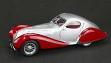 Talbot Lago Coupe Typ 150C-SS silber / rot 1937-39 - 1:18 CMC limited Edition