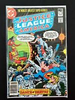 JUSTICE LEAGUE OF AMERICA #180 DC COMICS 1980 VF NEWSSTAND EDITION