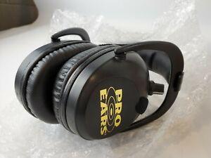 Pro Ears - Predator Gold - Hearing Protection - NRR 26 - Ear Muffs - GSP300BBX