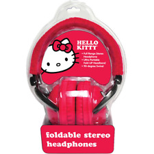 Hello Kitty 35009-TRU Foldable Headphone