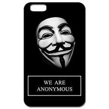Coque 3 D Téléphone - IPHONE 6 PLUS - WE ARE ANONYMOUS
