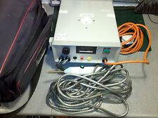 Earth bond et fuite testeur, 1A & 10A courant milliOhm compteur, industrial tubé