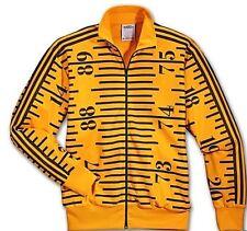 NWT Adidas Original Jeremy Scott Tape Measure TT Track Top Jacket - Men's XL