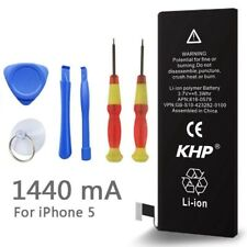 Replacement Mobile Battery For iPhone 5 5G Real Capacity 1440mAh With Tool Kit
