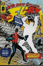 1963 No.2 / 1993 No One Escapes The Fury Alan Moore Steve Bissette Dave Gibbons