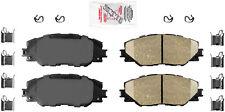 Disc Brake Pad Set-XLE Front Autopartsource PRC1211