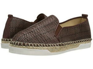 NIB Andre Assous Shane Brown slip On Oxfords Size 9 M Retail $169