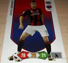 CARD ADRENALYN 2010/11 PANINI BOLOGNA ESPOSITO CALCIO FOOTBALL 2011