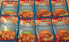 8 Packs McCormick Good Morning Slow Cooker Breakfast Mix Ultimate Egg & Mexican
