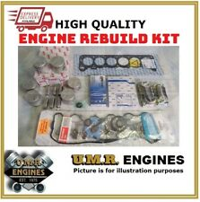 "Suits Nissan Patrol GQ Y60 RD28T Engine rebuild kit "" Pistons Bearings Gaskets """