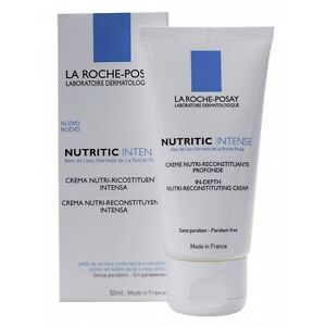 La Roche-Posay Nutritic Intense 50ml In Depth Cream - GENUINE & NEW