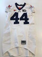 Game Worn Used Virginia UVA Cavaliers Cavs Football Jersey Nike Size 40 #44
