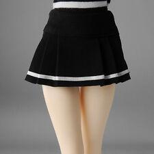 DOLLMORE 1/4BJD clothes MSD SIZE Clarus Skirt (Black) [A1]