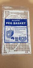 Peg Basket