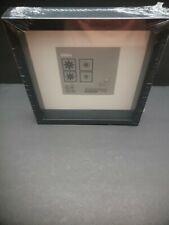 IKEA RIBBA black Shadow Box Frame 23x23 cm 9x9 12x12cm 4 3/4x4 3/4