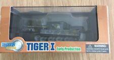 Armadura de dragón Tiger 1 principios de producción no.60098 1/72 das Reich Rusia 1943 Nuevo En Caja