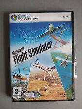 Microsoft Flight Simulator X PC DVD-ROM Game