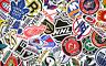 National Hockey League Sticker Sheet, NHL, Hockey, NHL Stickers, Laptop stickers