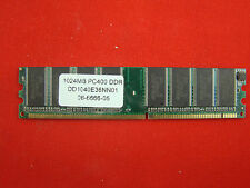 Ddr1 400mhz pc-3200 - 184pin-compatible to 333 MHz - 1gb #kz-3352