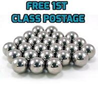 Metal Steel Marbles ball bearing Collectors or traditional game solitaire